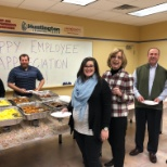 Employee Appreciation Day Breakfast 2019