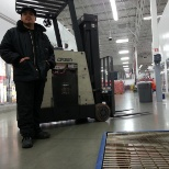 Overnight Freezers/Forklift Driver