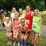 Front Runners in NY LGBT Pride Run