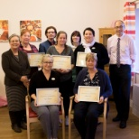 SOMERSET CARE photo: We celebrate and acknowledged our staff with our Long Service Awards.