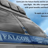 Take your EMS career to new heights with Falcon!