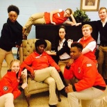 City Year photo: Me and my team