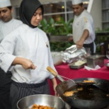 photo of Shangri-La Hotels and Resorts, BUFFET RAMADHAN OUT DOOR 2016
