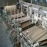 RockTenn photo: Paper machine-1