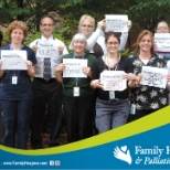 Family Hospice staff appreciates the opportunity to provide compassionate care to those we serve.