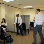 Ascend Corp photo: Typical day at the office