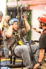 3 day Rigging Climbing Camp designed to teach basic climbing, rigging and aerial platform operation.
