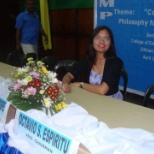 My picture during our Cooperative 6th Annual General Assembly