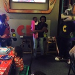 Chuck E. Cheese photo: Parties were fun