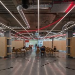 photo of Gensler, Gensler London Basecamp