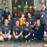 Chicago Office Opt2Give Day 2016-- Ronald McDonald House