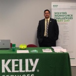 Kelly Services photo: Job Fair at Careerlink