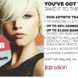 JCPenney photo: JCPenney Salon Designer - Orlando, Tampa Markets (30 Locations) Apply: jobs.jcp.com