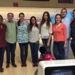 ROCS Grad Staffing photo: ROCS Team Bowling Outing