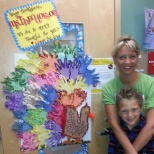 Orange County Department of Education photo: Teacher appreciation week and my sweet Maddox!