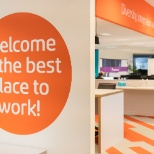 Welcome to the best place to work!