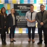Our team attended the Creative Industries Speed Interview Event held at the Ted Rogers School