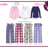 Delta Galil photo: Holiday 13 sleepwear