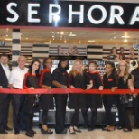 Grand opening of sephora instead of JC Penney's .
