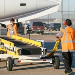 PrimeFlight Aviation photo: Ground Handling and Baggage Services
