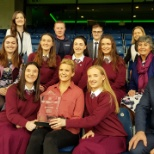 Kepak photo: Certified Irish Angus Schools Competition