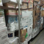 Sysco photo: Groceries ready to be delivered!