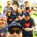 AMC Theatres photo: AMC Theatres contingency at the 2017 San Francisco AIDS Walk