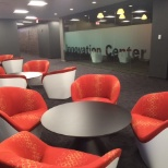 ITW photo: Innovation Center Lounge Area