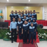 photo de ISS Facility Services, Acara wisuda di usm