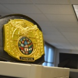 Employee Recognition - Heavyweight Hardware!