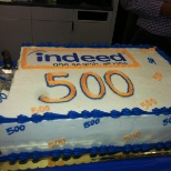Celebrating our 500th employee!