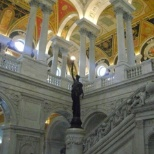 Library Of Congress photo: Jefferson Building