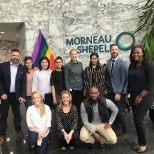 Morneau Shepell photo: Morneau Shepell is proud to support Pride Month! #pride #loveislove