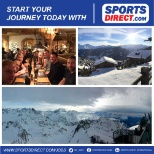 Sports Direct photo: 2016 team enjoying their free all inclusive week long VIP vacation in Verbier.