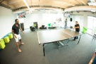 We have killer ping pong tournaments here