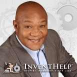 InventHelp photo: InventHelp Spokesperson George Foreman