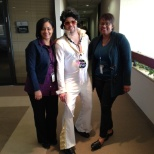 Elvis makes a visit during Coordinated Chaos 2013!