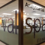 The Analytical Lab in the VAST center.