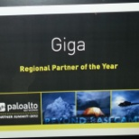GigaNetworks, Inc photo: Awarded Partner of the Year -- join a wining team