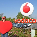 Vodacom Red Heart Day