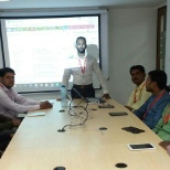 Home Credit India Finance Private Limited photo: Taking Meeting in office
