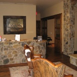 Scottsdale office reception area