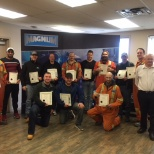 Congratulations to Magnum's Leaders for completing their Supervisor Leadership Training Program.