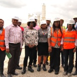 Safety Engagement at Readymix plant Lafarge