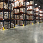 On-site warehouse facilities