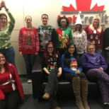 Ugly Christmas Sweater Contest 2017 !