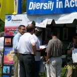 Dominion photo: One picture from one of he company fairs
