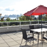 Lunchroom Patio