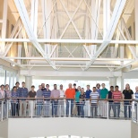 Teams at our Global IT Technology Center in Auburn University.