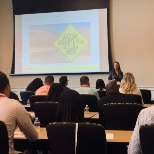 DHL photo: Professional Development Workshop during 2019 Capstone Event